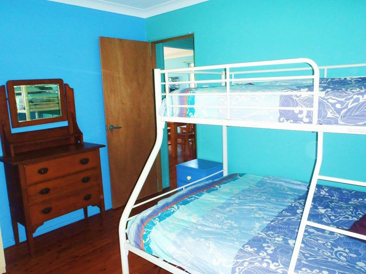 Other bedroom at Buena Vista Beach House - A pet & dog friendly accommodation beach house with dog friendly beaches for your holiday at Nambucca Heads near Valla Beach, Mid North Coast NSW