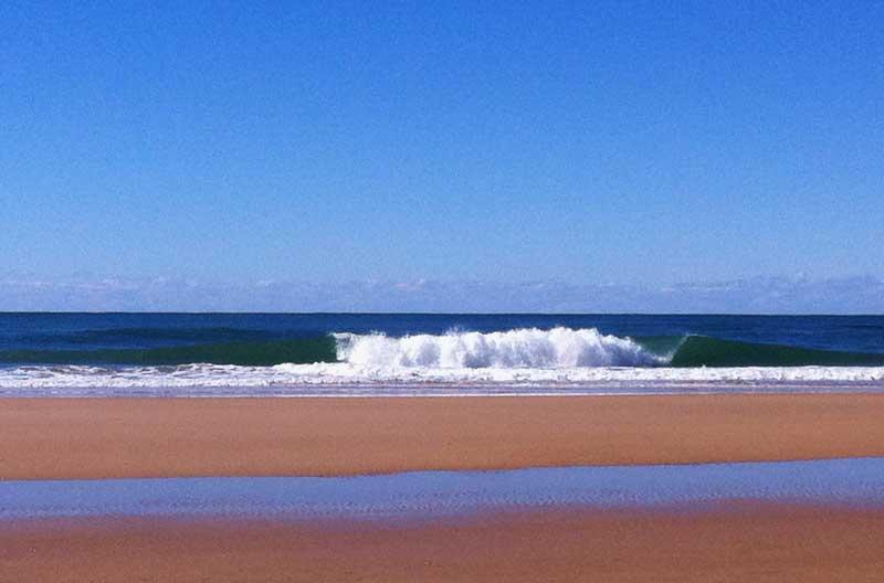 Copacabana Beach Central Coast NSW